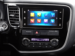 Multi Info LCD / Climate Control / Touchscreen